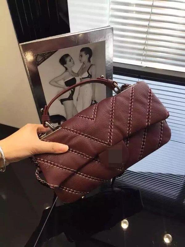 2016 fashion show womens lambskin leather classic camera case chain Camellia herringbone quilted handbag bag<br><br>Aliexpress
