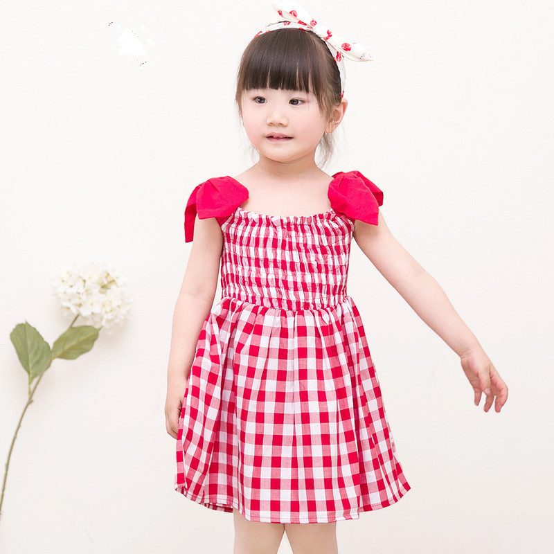 Wholesale Designer Clothing For Kids And Baby Wholesale Plaid Cotton