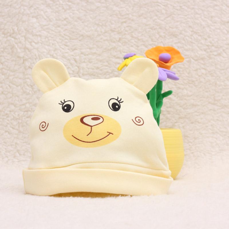 2016 summer High quality cartoon Newborn Children Crochet hats warm Cotton Baby Hat Girl Boy baby Cap Prop Hat love Unisex caps(China (Mainland))