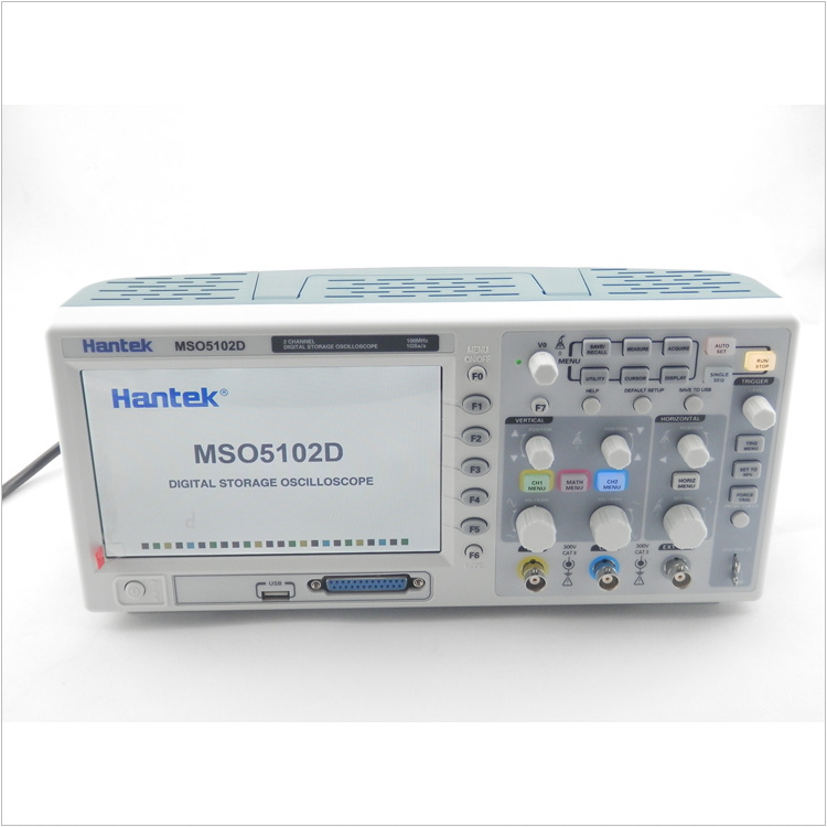 Осциллограф DHL Hantek MSO5102D 100 1GS/s 16 2 осциллограф siglent sds1102dl 100 2 7 32kpts 500msa s sds 1102dl