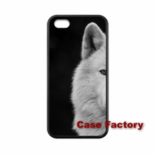 Wolf Animal Sony Xperia C C3 M2 Samsung Galaxy S3 S4 S5 S6 mini Note 3 4 5 S7 Edge E5 E7 Xiaomi Redmi 2 Mi5 - My Phone Cases Factory store