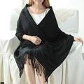Fashion Girl Lady Soft Long Scarf Pashmina Wrap Shawl Scarves cashmere Wrap 170 x 73 cm