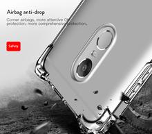 Buy 10pcs luxury Anti-Knock Shock Soft Silicone Case Xiaomi Mi5C m5c xiaomi Redmi 4X redmi note 4x case Full Protective TPU case for $9.90 in AliExpress store