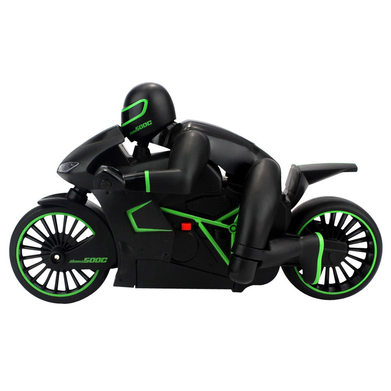 ZhenCheng 333 MT01B 1:12 4CH 2.4G RC Electric Motorcycle Toys Radio Control Motorcycles Toys(China (Mainland))