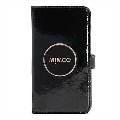 Бесплатная доставка mimčo черный FLIPCASE для IPHONE 6 P плюс чернокожих женщин кошельки ...