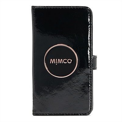 FREE SHIPPING MIMCO BLACK FLIPCASE FOR IPHONE 6P PLUS BLACK Women Wallets high quality leather wallet fashion<br><br>Aliexpress