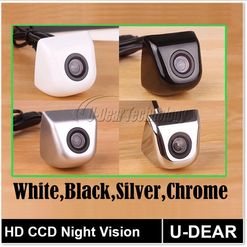 Universal HD CCD Car Rearview Camera back up 170 Degree Backup Parking Reverse Camera For Monitor GPS Rear View Camera(China (Mainland))