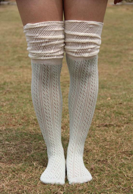 новые patckwork дизайн женщин через колено