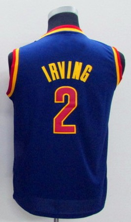 Fast Delivery Kids 2 Kyrie Irving Jersey,Youth Kyrie Irving New Fabrics Children Top Quality Embroidery Logo Basketball Jersey<br><br>Aliexpress
