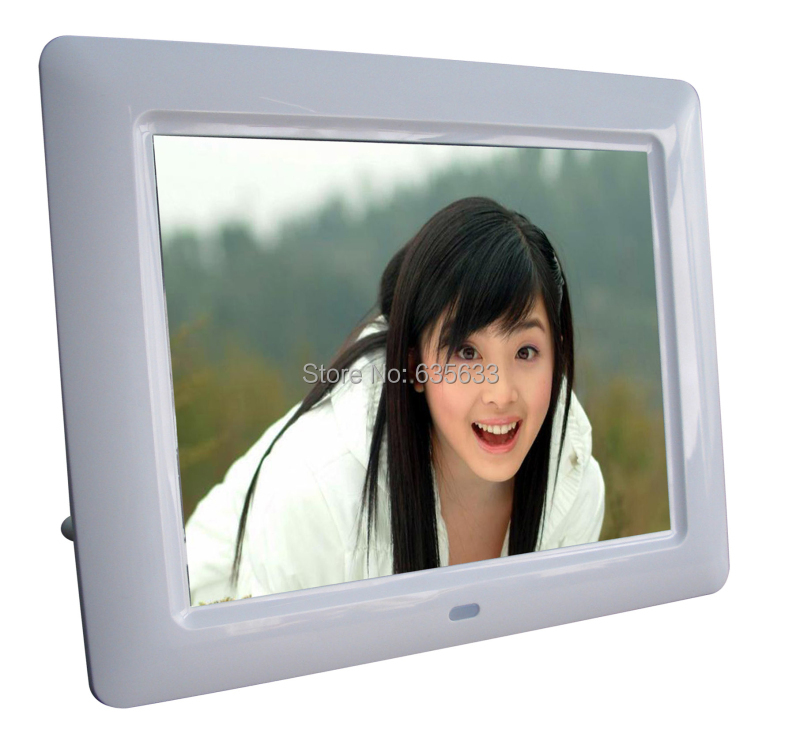 "2015 for Lion Battery Inside 8"" Tft Lcd Digital Frame Photo Full Function, Mp3, Movie, Remote with for Sd Card , Free Shipping(China (Mainland))"
