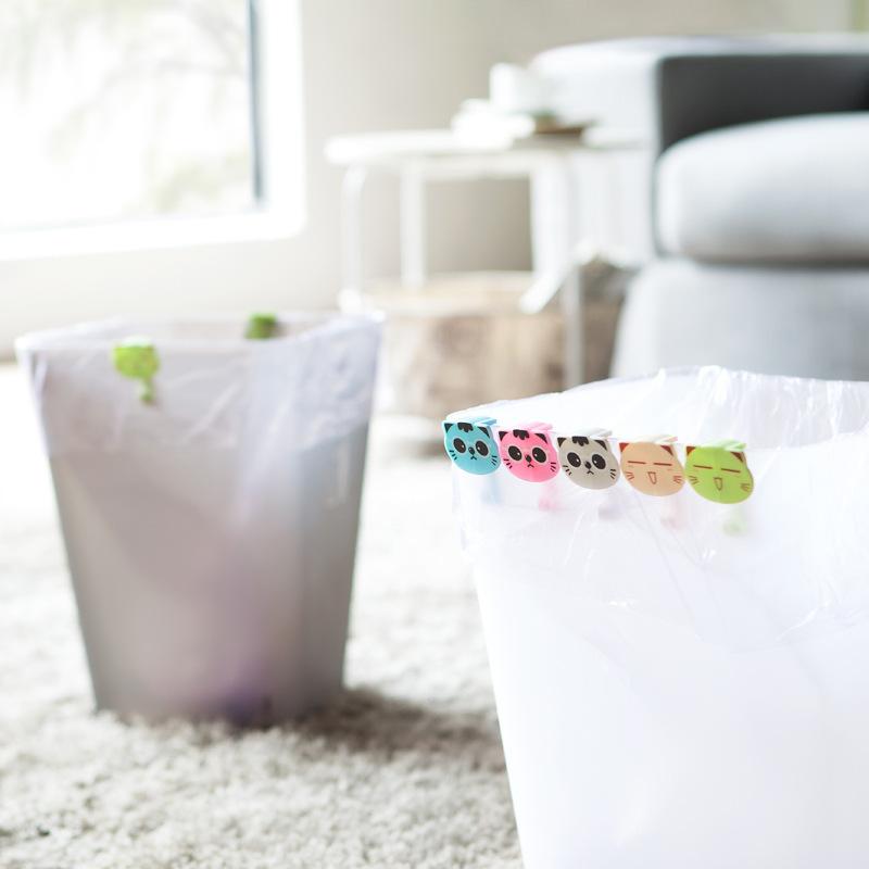 Клипсы для сумок, Пищевых пакетов MoK Garbage Bag Clip 2 /sackholder LT000102084  недорого