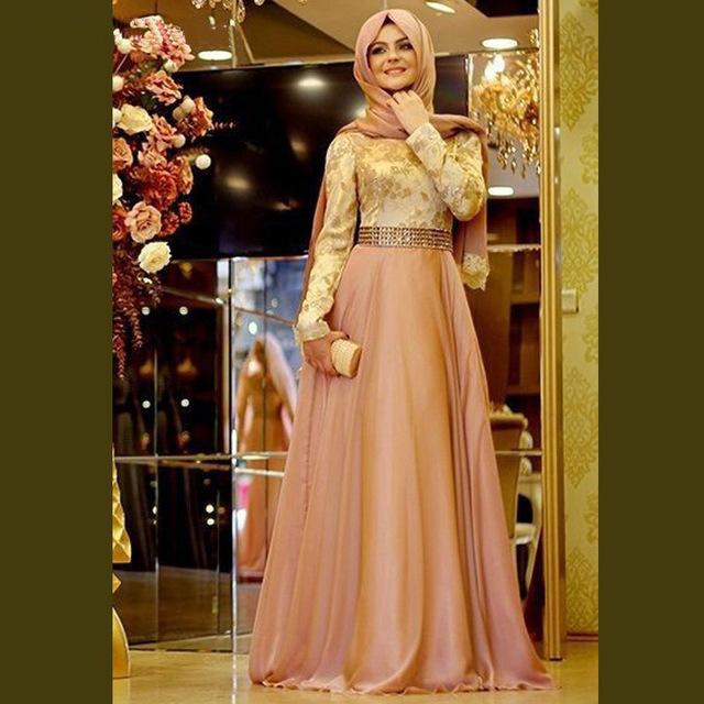 Muslim Prom Dresses 89
