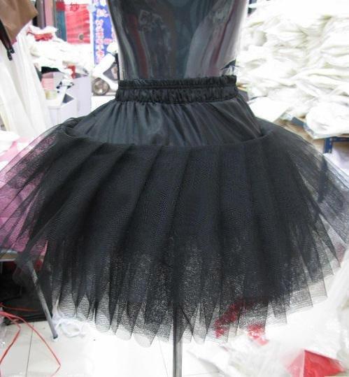 whosale noir jupon danse jupe jupe noir fille tutu robe de soir e de mariage pettiskirt. Black Bedroom Furniture Sets. Home Design Ideas