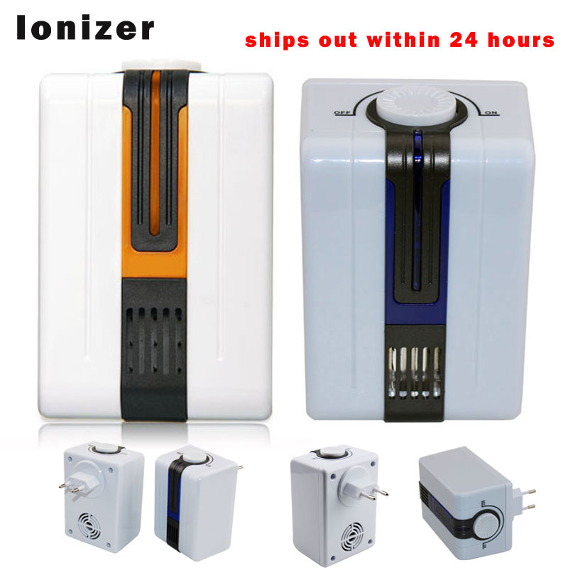 Free shipping Home Ionizer Purifiers Ozonator Air Cleaner Oxygen Purify Kill Bacteria Virus Clear Peculiar Smell Smoke(China (Mainland))