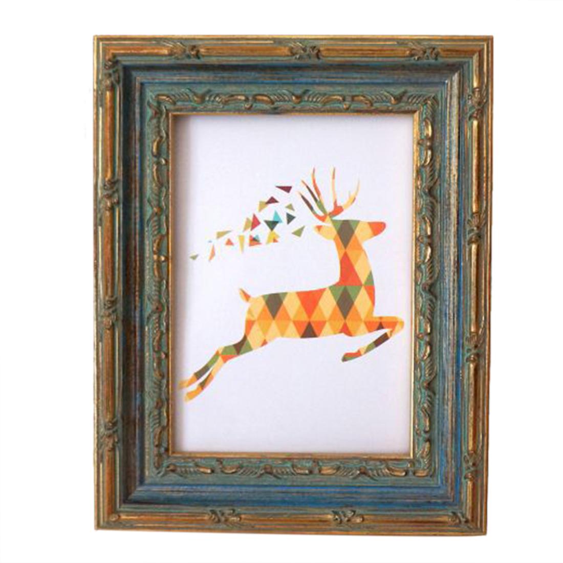 Achetez en gros bois cadres en ligne des grossistes bois - Cadre multi photo en ligne ...