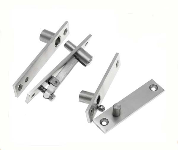 Hige quality hot sell stainless steel 304 door hinge pivot hinge 360 degree install up and down free shippingKF189(China (Mainland))