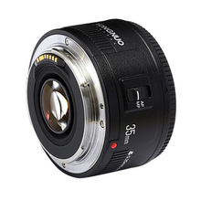 Buy YONGNUO 35mm lens YN35mm F2 lens Wide-angle Large Aperture Fixed Auto Focus Lens canon EF Mount EOS Cameras for $104.48 in AliExpress store