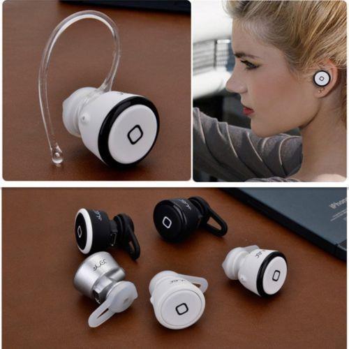 Mini Smallest Wireless Bluetooth Headset Earphone Headphone For Samsung iPhone<br><br>Aliexpress