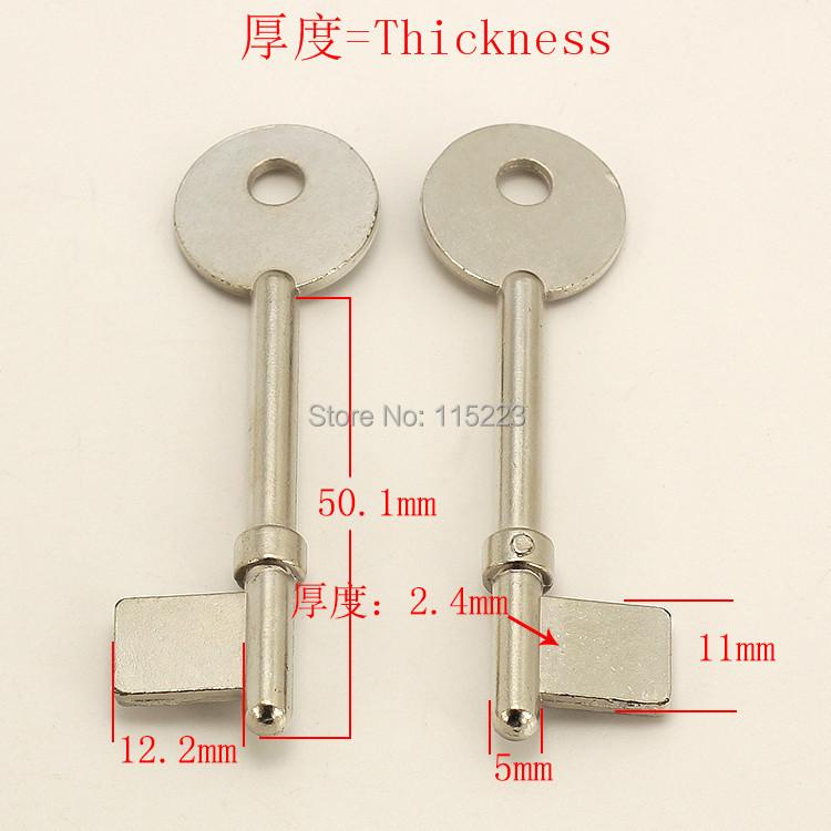 YP503 House Key blanks Locksmith Supplies Home Blank keys(China (Mainland))