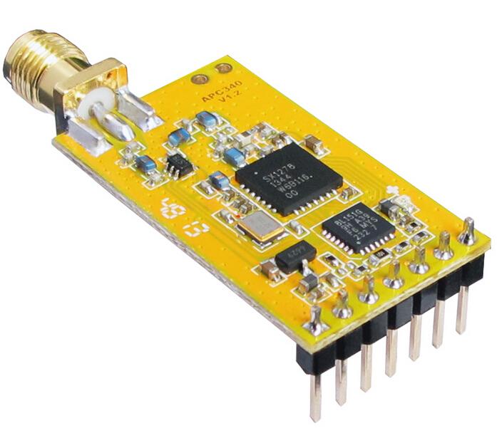 SX1278 / 3000 meter communications / high performance wireless serial / APC340 / transmitting antenna(China (Mainland))