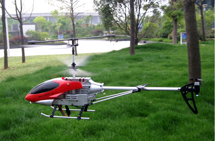 Hot sale ! Intelligent remote control toy plane 3.5 channel Big guy 50cm rc helicopter Free shipping(China (Mainland))