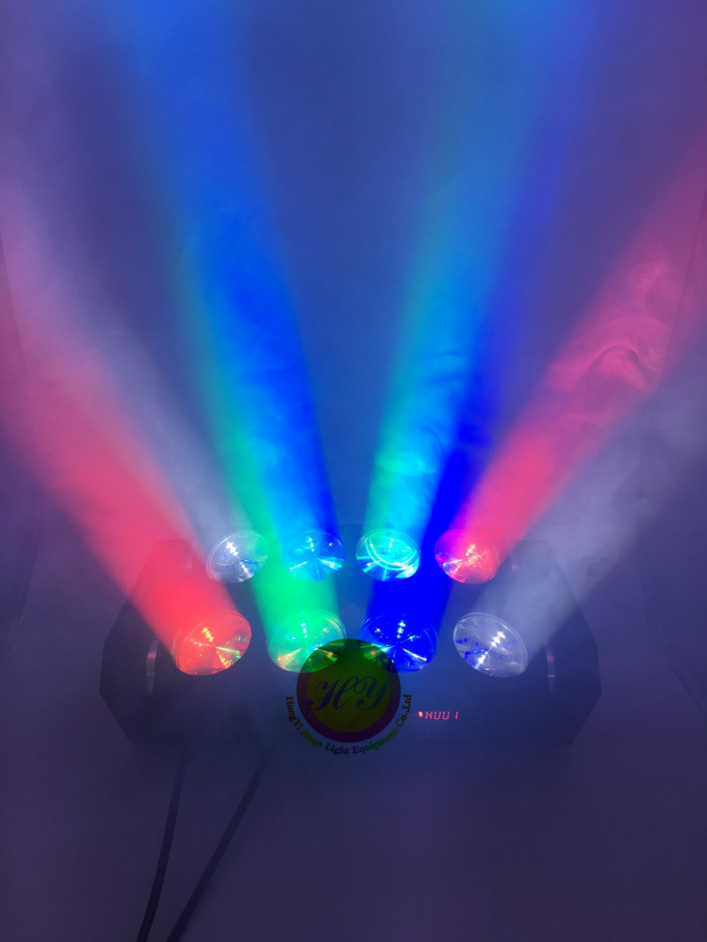 Led Spider Light 8x12W 4in1 RGBW beam moving head beam led spider light rgbw Beam Moving Head Lights(China (Mainland))