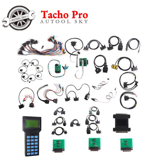 2016 Tacho pro 2008 Odometer Correction Universal Dash Programmer Unlocked version 2008.07,Free Shipping (wholesale/retail)