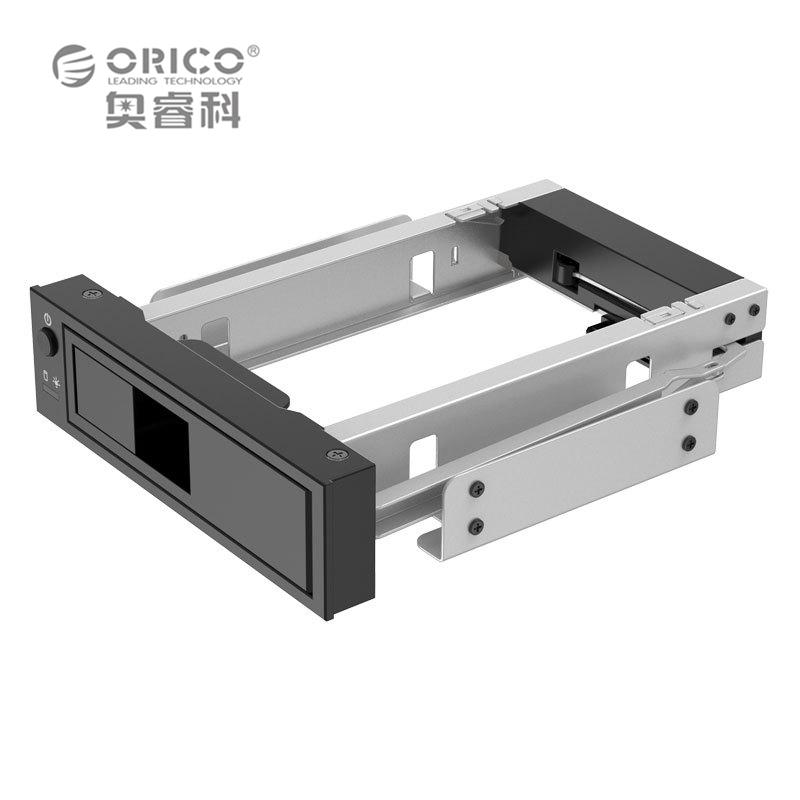 ORICO CD-ROM Space internal 3.5 inch SATA HDD Frame/Mobile Rack Internal HDD Case - Black(China (Mainland))