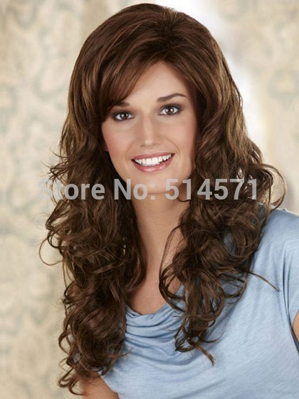 """Wholesale Cheap Price 100% Virgin 6A Indian Human Hair Lace Frontals Wigs 130% Desnity 10""""~26"""" Free Shipping(China (Mainland))"""