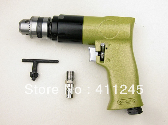 Free Shipping 3/8 Reversible Air Drill TOOLS pneumatic drill<br><br>Aliexpress