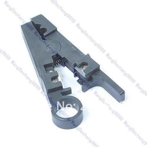 B39Portable Wire Cable Cutting Cutter Cut Stripper Plier N free shipping(China (Mainland))