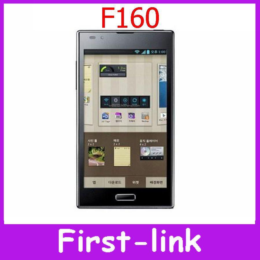 Мобильный телефон Unlokced LG Optimus LTE II F160L wi/fi GPS 8MP 4,7 сотовый телефон lg k100ds k3 lte black blue