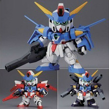Deformable Gundam Figures 9cm Gundam Action Figures Japanese Anime Figures Kids Gifts Hot Toys For Children 3 Form Robots