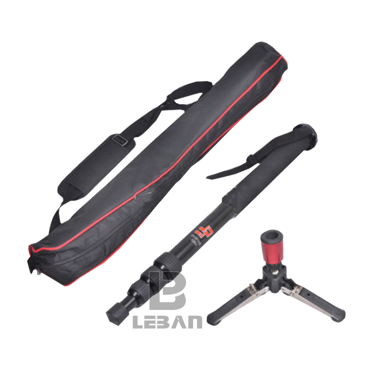 Brand New Alloy Camera Camcorder Unipod Monopod 3 Legs Base With Flip Lock Legs(China (Mainland))