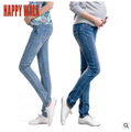 New Elastic Waist Maternity Pants For Pregnant Women Fashion Jeans For Pregnancy Pants Clothes Denim Trousers