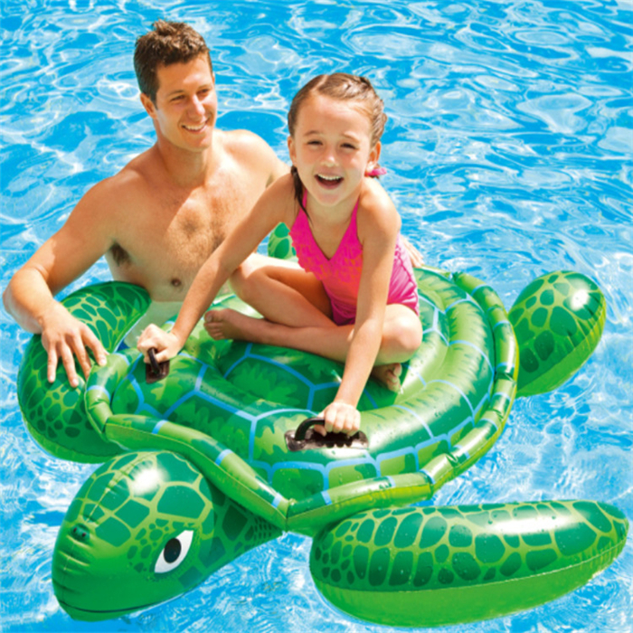 2015 Hot Selling Children Turtle Inflatable Surf Rafting Inflatable Boats Children Playing in The Water Inflatable Toy 1 Piece<br><br>Aliexpress