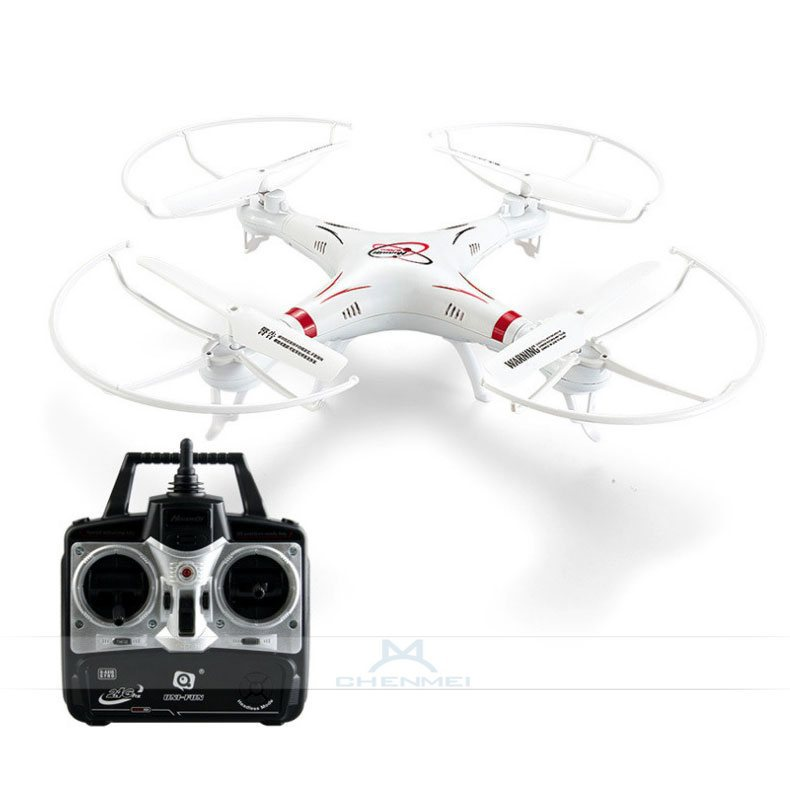 The super funny professional RC quadcopter with 0.3MP HD camera 2.4G 4CH supports headless mode and one key auto return(China (Mainland))
