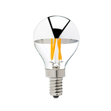 Buy Dimmable,4W,LED Filament Bulb,G45 Sliver Bowl Style,E12 E14 chandelier Base,Warm White,Decorative Lighting Home for $26.39 in AliExpress store