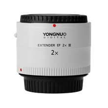 Buy Original Yongnuo YN-2.0X III PRO 2x Teleconverter Extender Auto Focus Mount Lens Camera Lens Canon EOS EF Lens for $170.00 in AliExpress store
