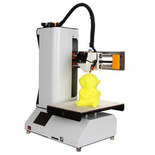 LCD High Precision 3D Printer Mini Reprap Prusa DIY 3D Metal Printer Kit 30M Filament 8G Card Educational 100*100*100 3D-Printer