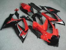 Buy Motorcycle Fairing kit SUZUKI GSXR600 750 K6 06 07 GSXR 600 GSXR 750 2006 2007 ABS Hot Red black Fairings set+7gifts SC29 for $345.96 in AliExpress store