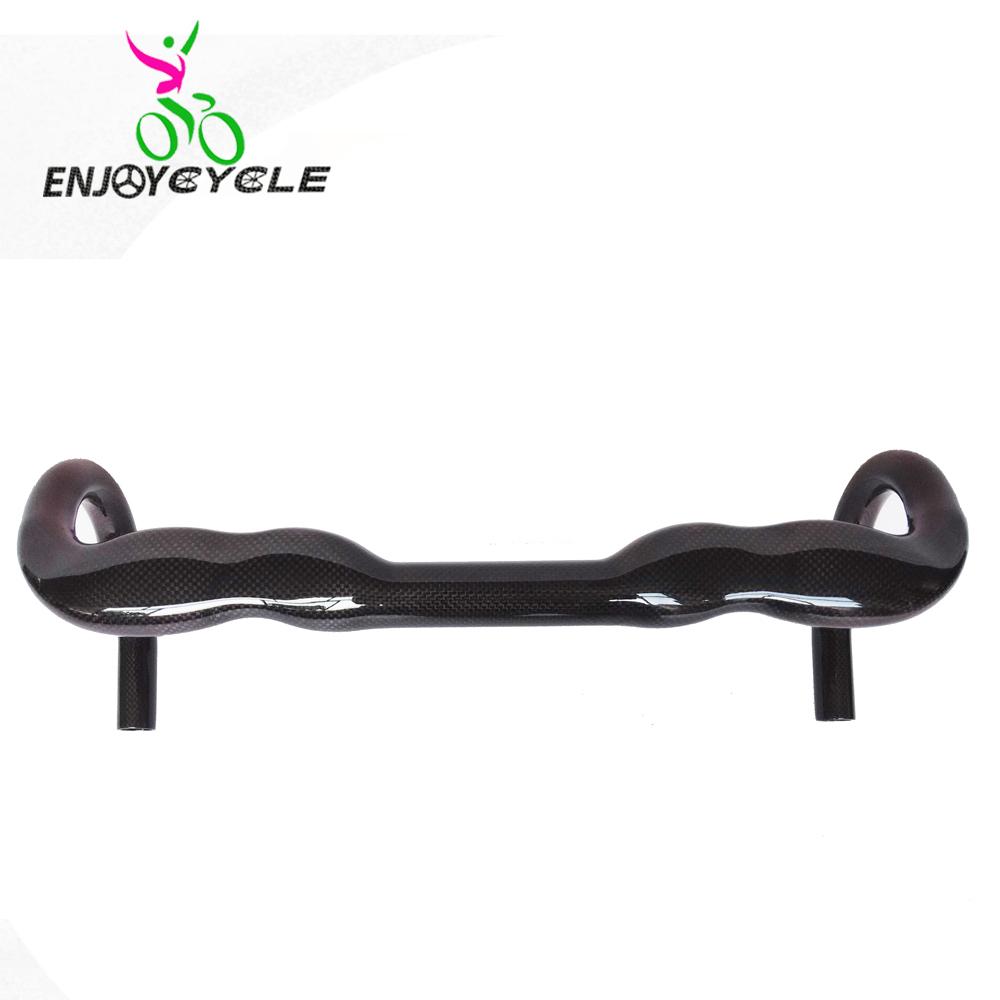 Full Carbon Fiber Road bike Handlebar Carbon handlebar 2015 hot sale Road bent bar 420/440*31.8mm(China (Mainland))