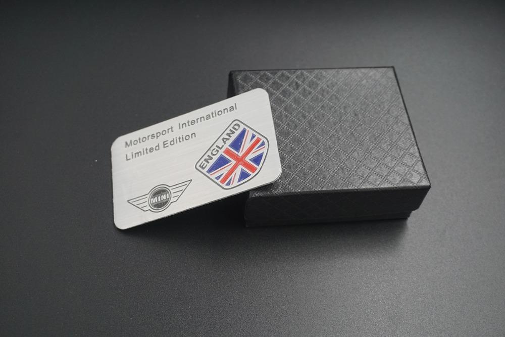 car decals aluminum sticker For Mini cooper  R56 R60 F56 F55 R55  R57 R58  clubman countryman Roadster decoration  cool design<br><br>Aliexpress