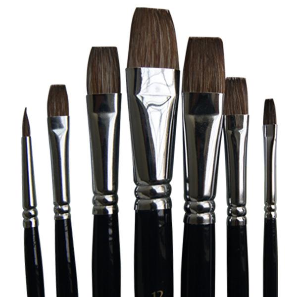 Watercolor Paint Brushes 7 Brushes/set Watercolor