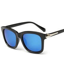 2016 New GANKER Retro Women Anti-Reflective UV400 Sunglass Women's Vintage Sunglasses Wholesale Trendy Sun Glasses Oculos