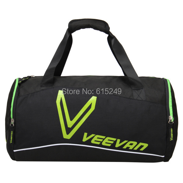 VEEVAN Gym Sports Duffle Bag with Shoe Compartment Color Black $14.99 Free shipping bolsa deporte(China (Mainland))