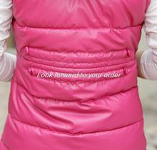 Autumn and winter plus size Women vest PU with a hood vest leather jacket waistcoat slim