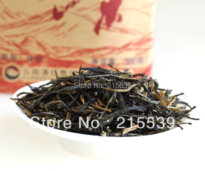 GRANDNESS 2015 380g bag China time honored Fengpai Top grade Organic Yunnan Dianhong Dian Hong