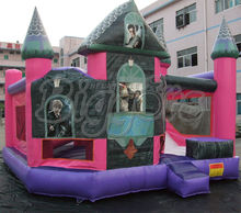 FREE shipping by sea Harry Potter Inflatable Castle Inflatable Bouncy Castle(China (Mainland))