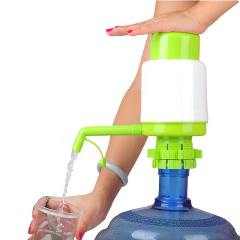 Гаджет  2016 Best Deal, New 5 Gallon Bottled Drinking Water Hand Press Manual Pump Dispenser Hand Pump Water Dispenser Parts None Бытовая техника